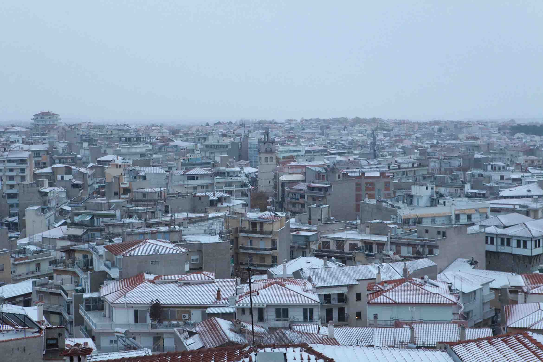 Αποτέλεσμα εικόνας για κοζανη χιονι